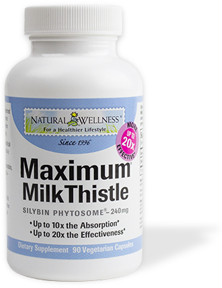 Maximum Milk Thistle®