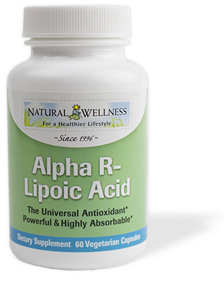 Alpha R-Lipoic Acid (ALA)