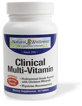 Clinical Multi-Vitamin