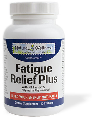 Fatigue Relief Plus<sup>&reg;</sup>