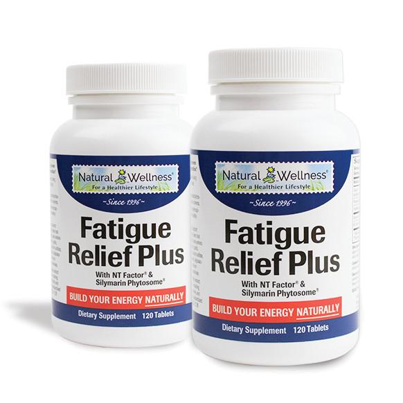 Fatigue Relief Plus - Buy 1 Get 1 FREE