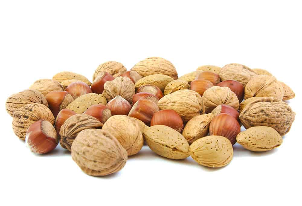 Nuts can help support the health of your liver.