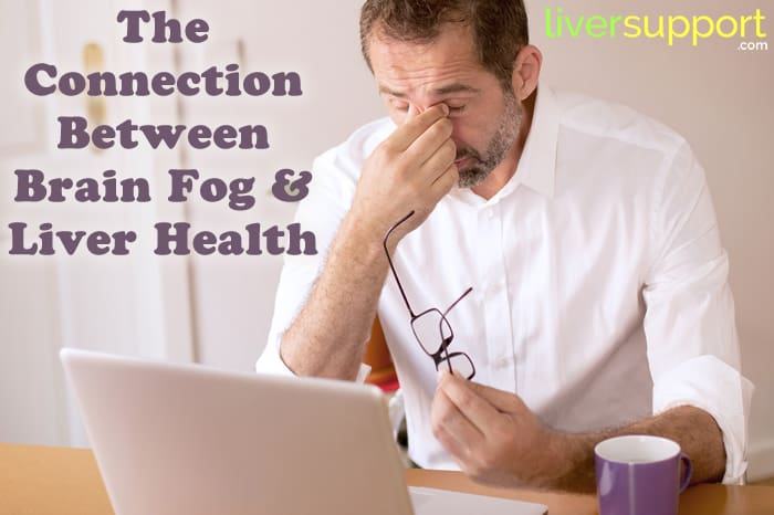 The Connection Between Brain Fog and Liver Health