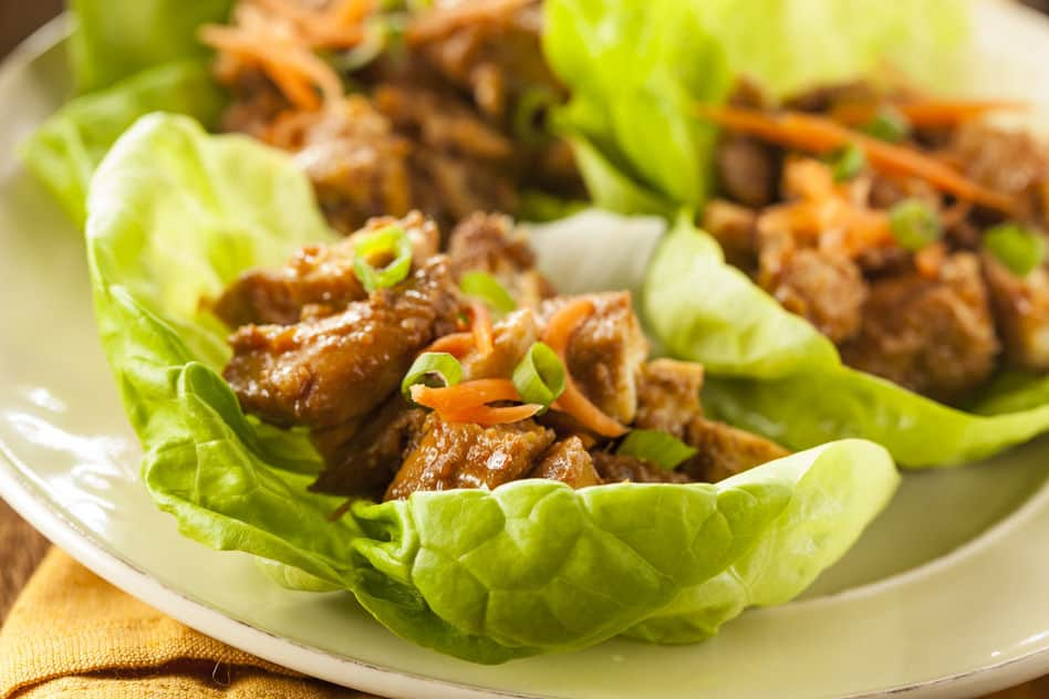 Better Than P.F. Chang's Chicken Lettuce Wraps? - LiverSupport.com