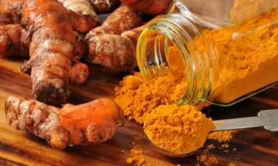 Turmeric Eases Stress and Reduces Liver Fat