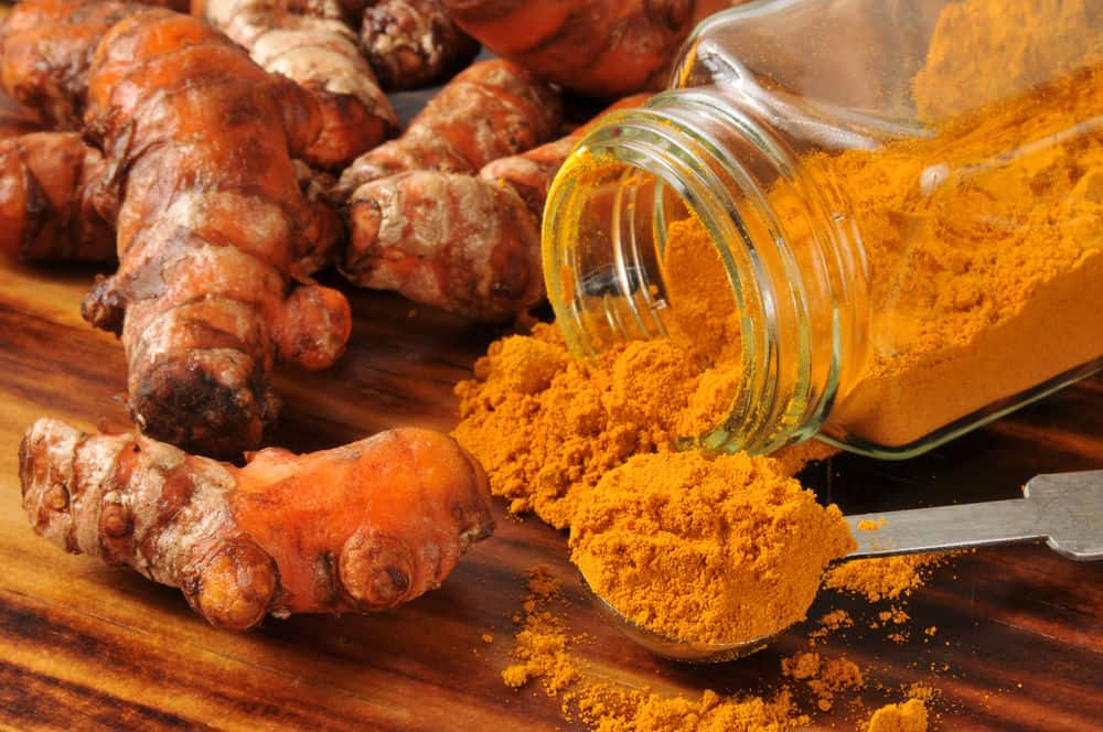 Turmeric can help naturally lower high liver enzymes.