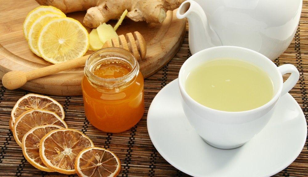Ginger Root Tea for Liver Health | LiverSupport.com