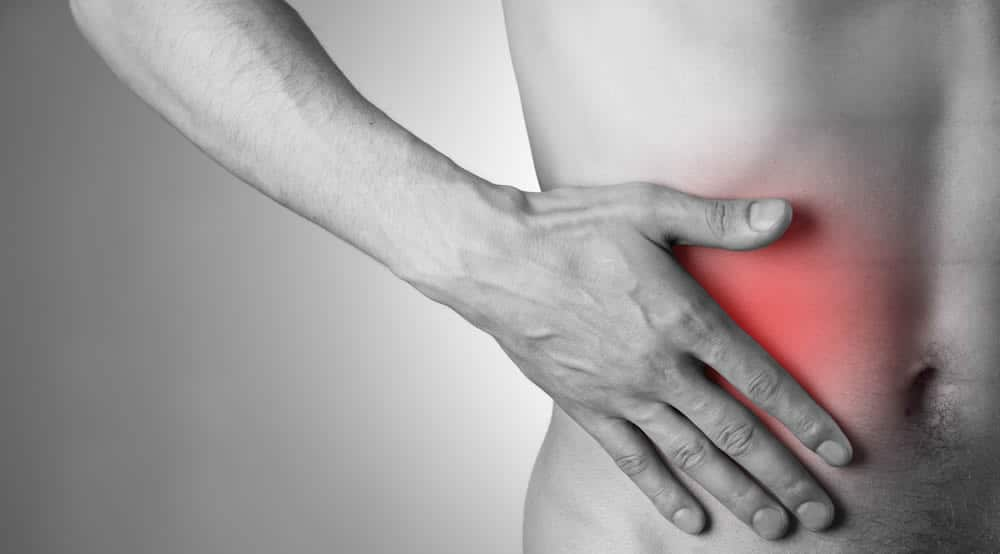 What causes liver pain and inflammation?