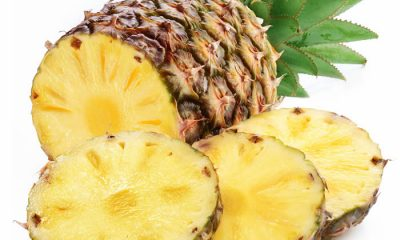 Did You Know? Pineapples Reduce Liver Inflammation