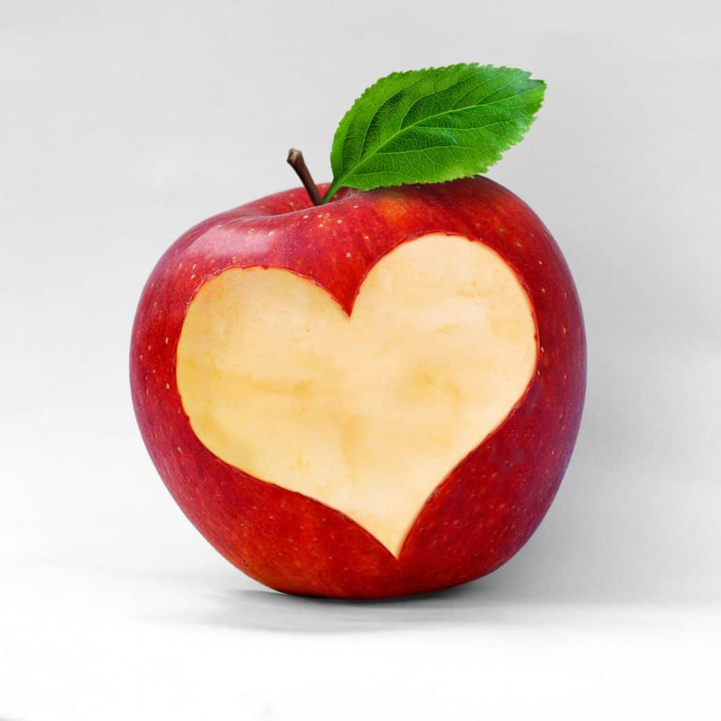 Did You Know Apple Skin Can Keep Your Liver Lean