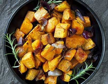 ... Ahead Thanksgiving: Maple-Roasted Sweet Potatoes - LiverSupport.com