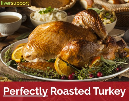 Perfectly Roasted Turkey