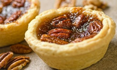 Liver-Friendly Pecan Pie Cookie