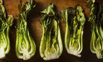 Hate Kale? Try Roasted Bok Choy