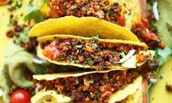Liver Friendly Taco - Quinoa Taco Meat