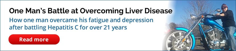 One Man's Battle at Overcoming Liver Disease