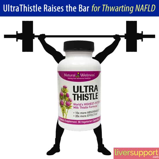 UltraThistle Raises the Bar for Thwarting NAFLD