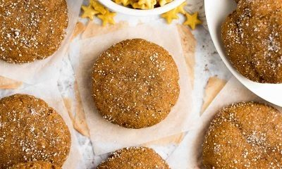 Recipes archive liversupport the ultimate healthy gingersnaps forumfinder Image collections