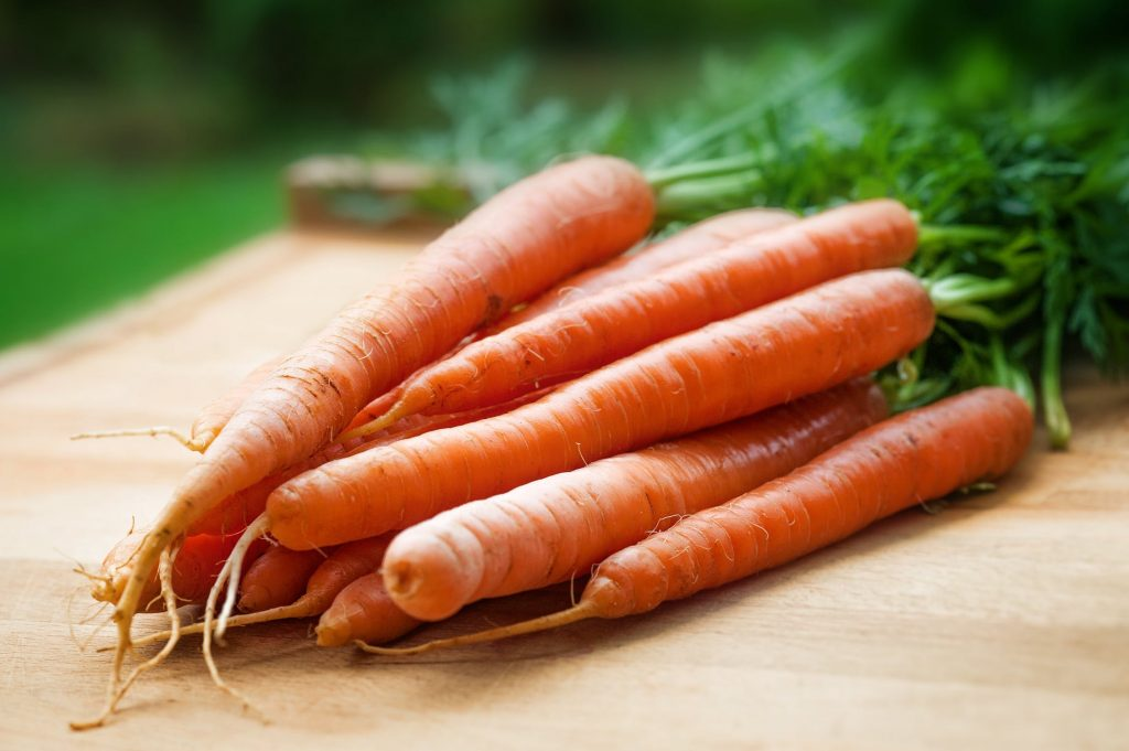 Carrots Fatty Liver Diet