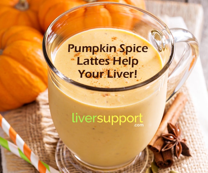 It's Official! Pumpkin Spice Lattes Help Your Liver