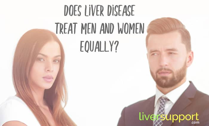 Does Liver Disease Treat Men and Women Equally
