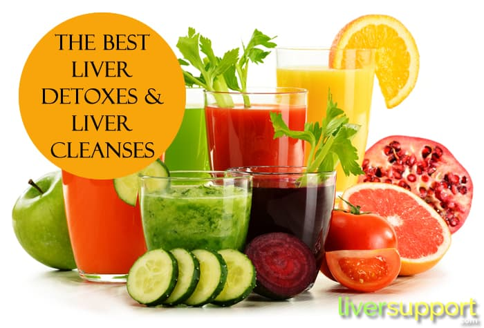 The Best Liver Detoxes and Liver Cleanses Out There