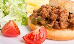 Fatty Liver Friendly Sloppy Joe