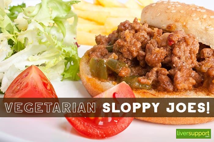 Fatty Liver Friendly Sloppy Joe Recipe