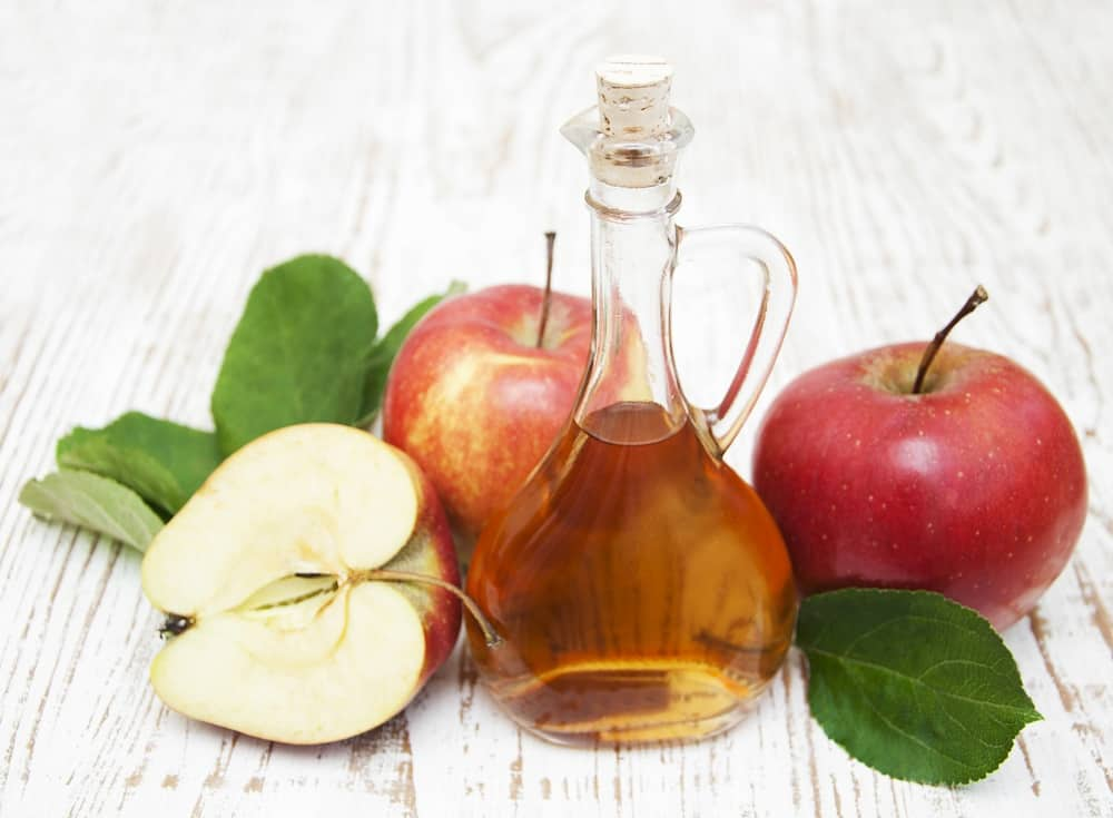 Apple cider's role in healing your liver.