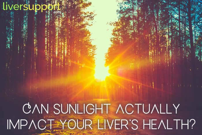 Can Sunlight Actually Impact Your Liver's Health