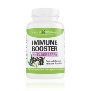 Immune Booster with Elderberry