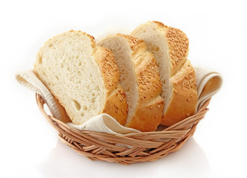 White bread is one of the worst foods for your liver.