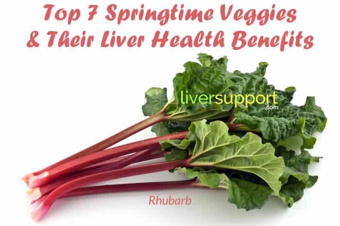 Top 7 Springtime Veggies & Their Liver Health Benefits
