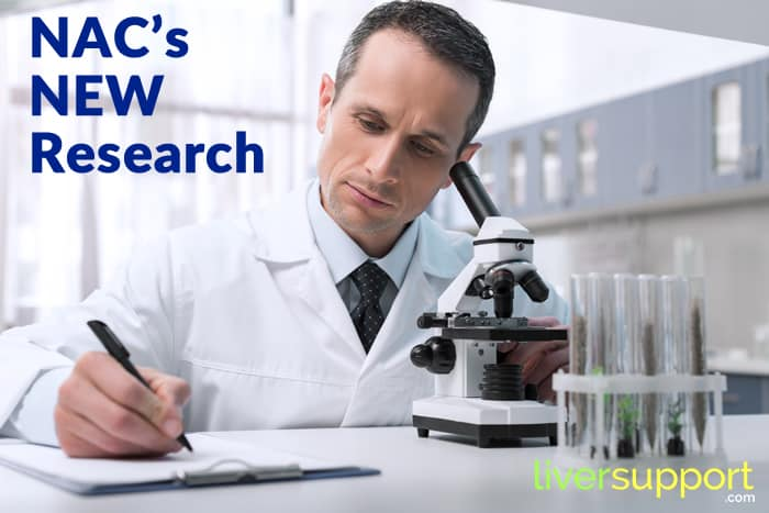 NAC's New Research